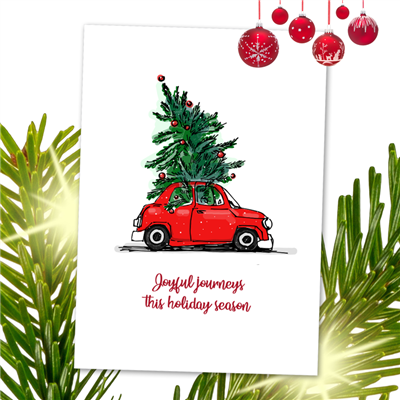 Christmas Cards Design 11